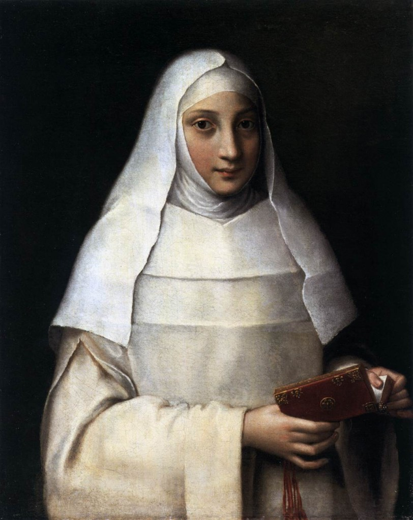 Anguissola_nun