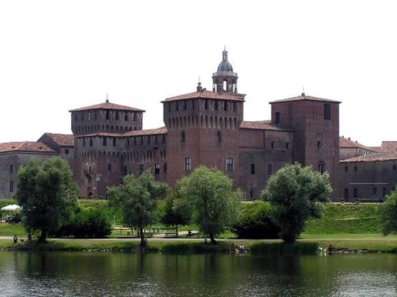 Castello San Giorgio Mantua