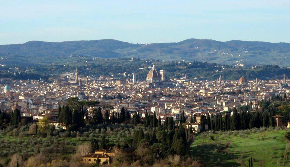 Duomo from fiesole