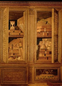 Intarsia library Urbino