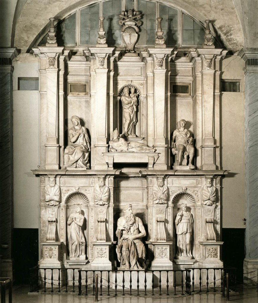 Julius II tomb vincoli