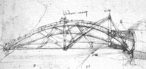 Leonardo bridge