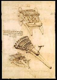 Leonardo cannon