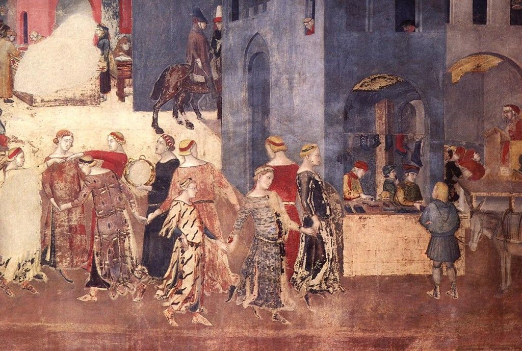 Lorenzetti good dancing