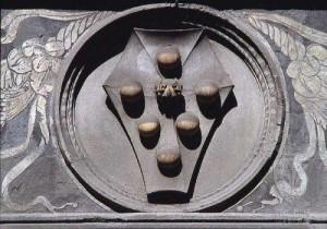 Medici balls Donatello