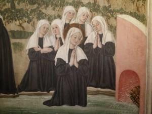 Tor de specchi convent rome