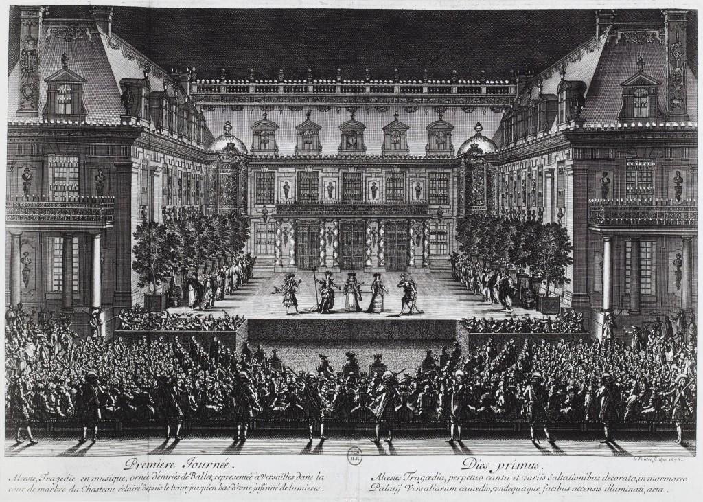 Versailles 1674
