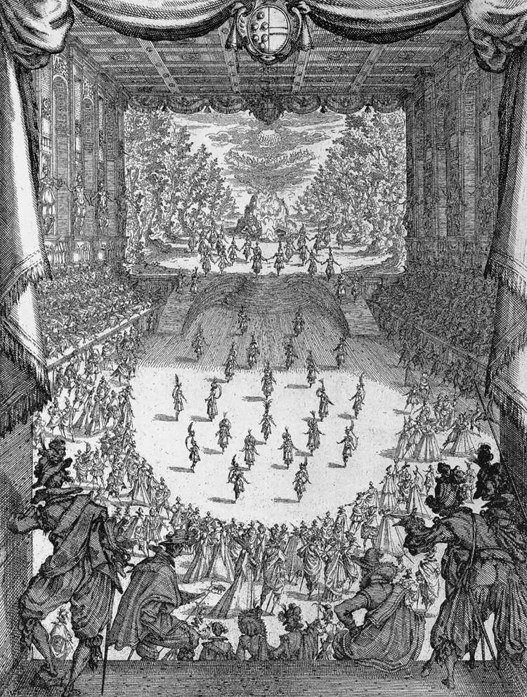 1589 Medici interlud