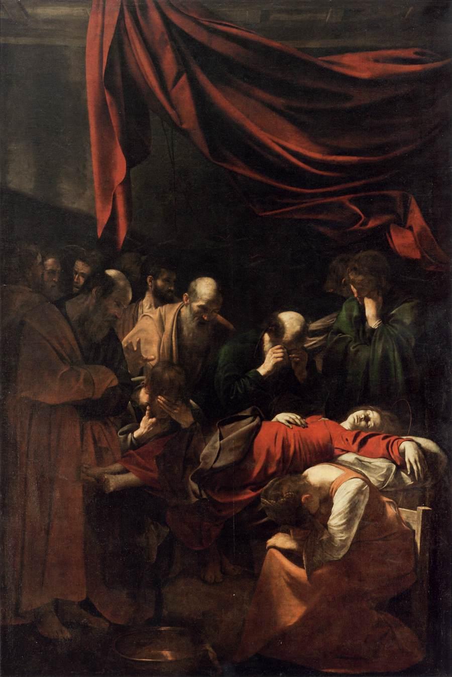 Caravaggiodeath