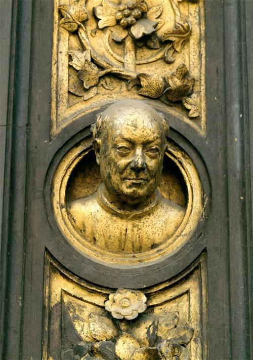 Ghibertiselfportrait
