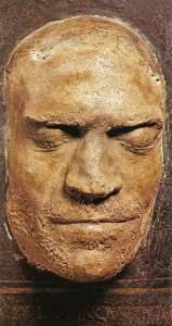 Lorenzo death mask