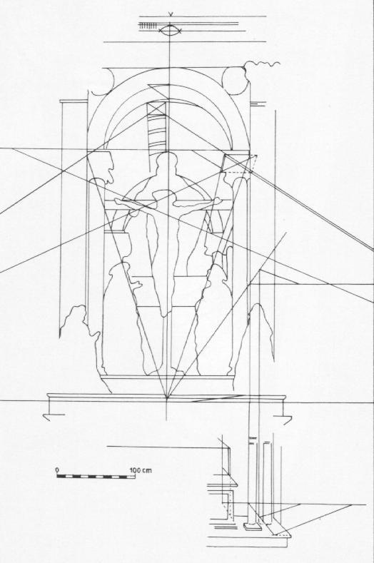 Masaccio Trinityperspect