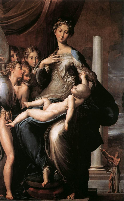 Parmigianinolongneck