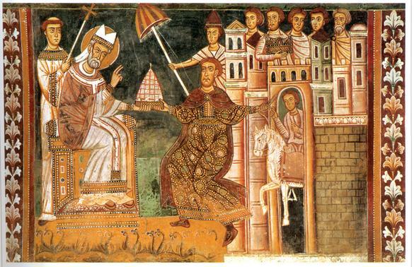 Quattro Coronati Donation of Constantine