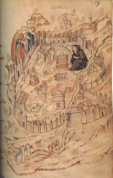 Rome the widow