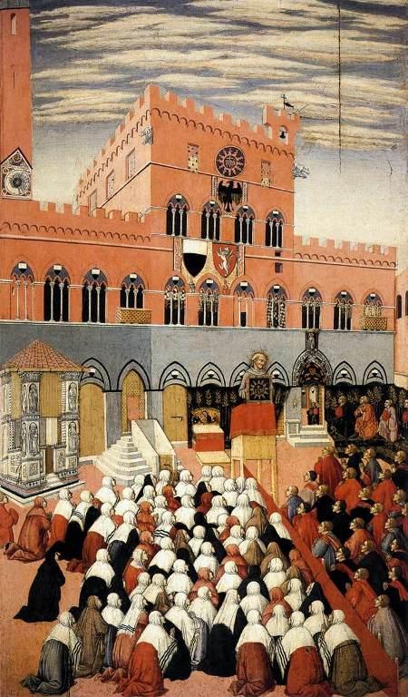 St_Bernardino_preaching_in_the_Campo.Sano_di_Pietro