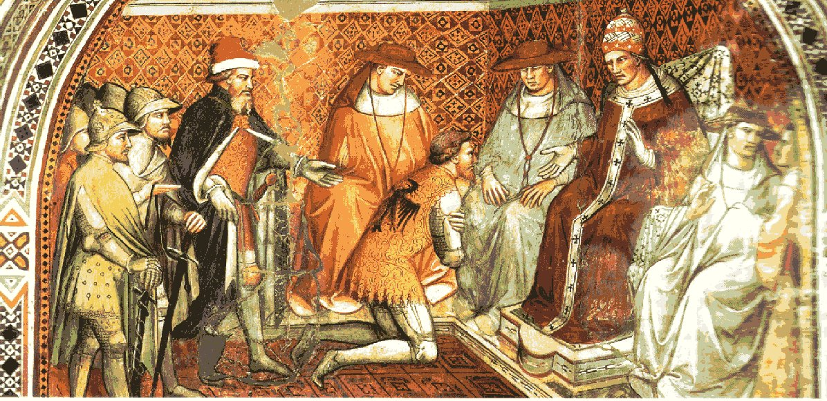 """the life and influences of frederick barbarossa It was, in the words of the dashing german romanticist friedrich gundolf,  idea  who figure as the real-life models behind the 12th- and 13th-century  his  ascetic christianity, influenced by st bernard of clairvaux—""""the very  written  during the reign of frederick barbarossa (frederick i hohenstaufen) in."""