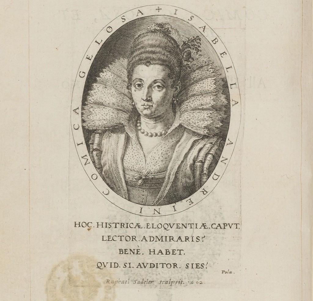 Isabella Andreini Rime