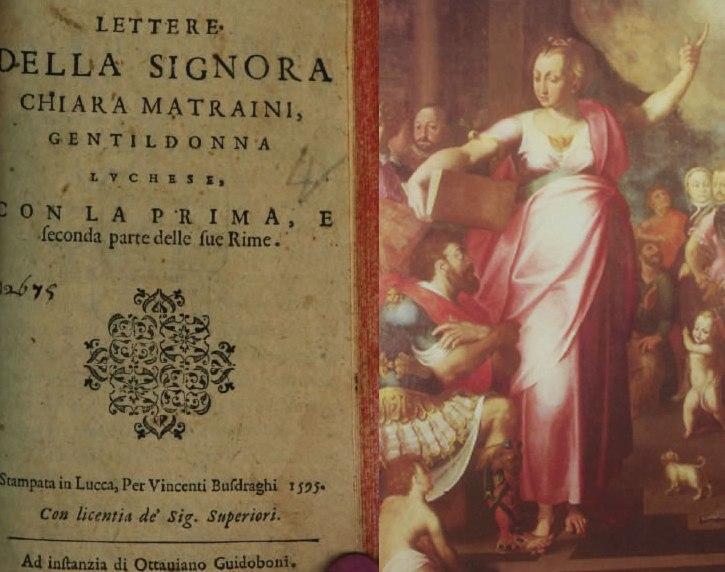 Chiara Matraini