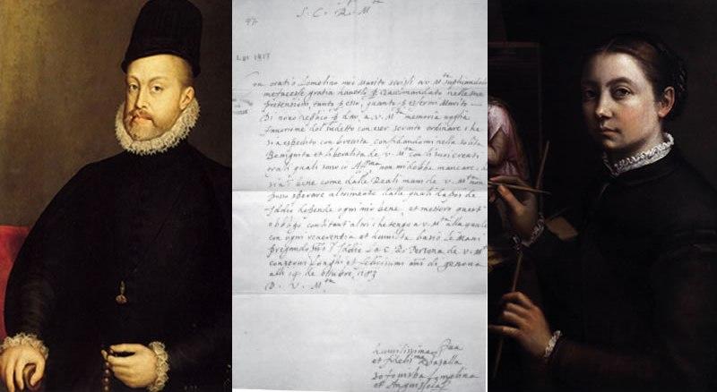 Anguissola Philip